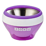 Zoku® Ice Cream Maker Purple