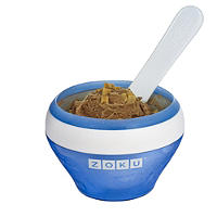 Zoku® Ice Cream Maker Blue