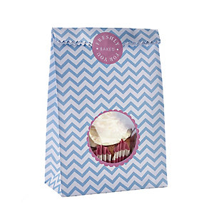 Mary Berry With Lakeland 4 Treat Bags and Labels