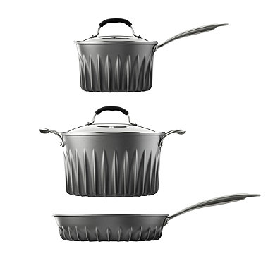 3 Piece Flare® Pan Set