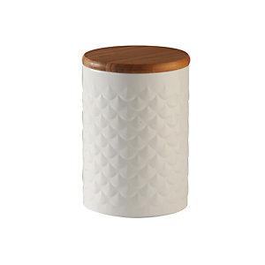 Imprima Scallop Storage Canister 1.2 litre