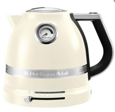 kitchenaid artisan kettle 1 5l cream 5kek1522bac. Black Bedroom Furniture Sets. Home Design Ideas
