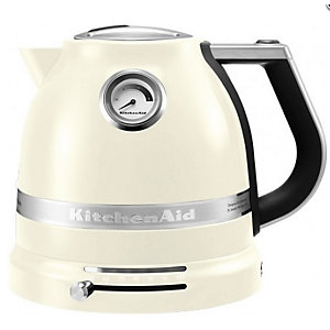 Kitchenaid® Artisan® 1.5L Kettle Almond Cream 5KEK1522BAC