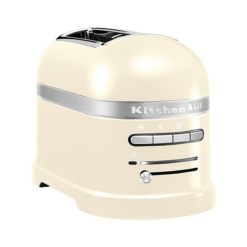 Kitchenaid® Artisan® 2 Slice Toaster Almond Cream 5KMT2204BAC