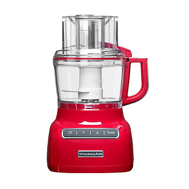 KitchenAid 2.1L Food Processor Empire Red 5KFP0925BER