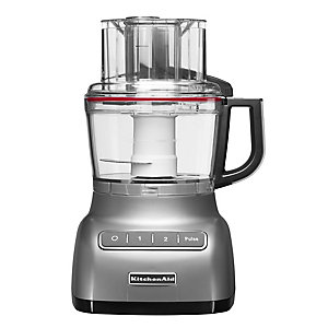 KitchenAid® Artisan® 2.1L Food Processor Contour Silver 5KFP0925BCU