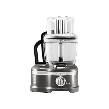 Kitchenaid® Artisan® 4L Food Processor Medallion Silver 5KFP1644BMS