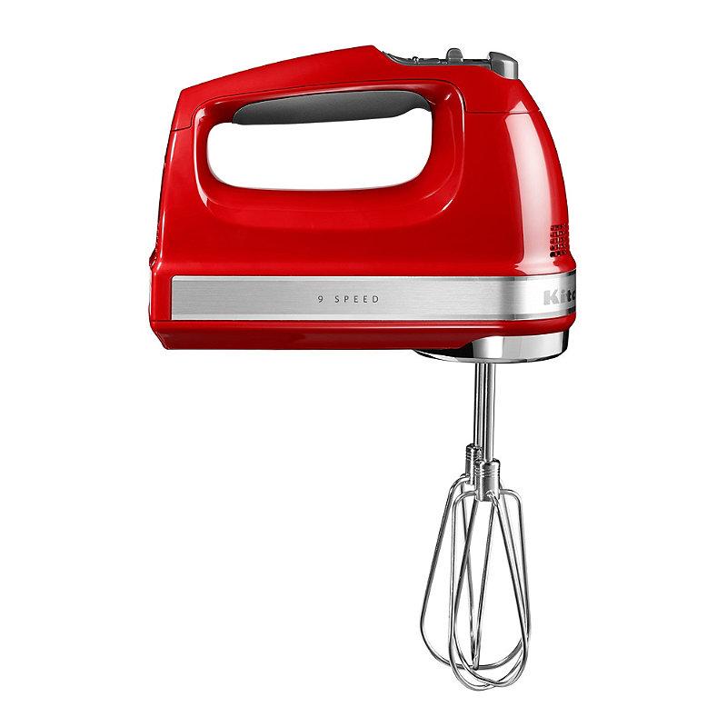 KitchenAid® Hand Mixer Empire Red 5KHM9212BER
