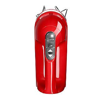 KitchenAid Hand Mixer Empire Red 5KHM9212BER alt image 3