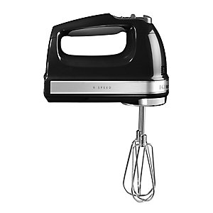 KitchenAid® Hand Mixer Onyx Black 5KHM9212BOB