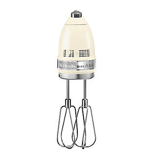 KitchenAid® Hand Mixer Almond Cream 5KHM9212BAC alt image 2