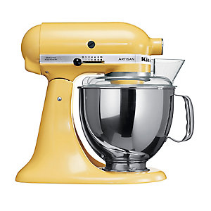 Yellow KitchenAid® Artisan® Stand Mixer