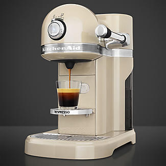 KitchenAid® Artisan® Nespresso® Almond Cream 5KES0503BAC/1 alt image 2