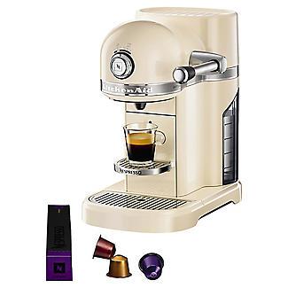 KitchenAid® Artisan® Nespresso® Almond Cream 5KES0503BAC/1 alt image 3