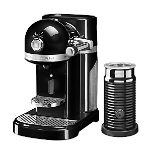 Kitchenaid® Artisan® Nespresso® with Frother Onyx Black 5KES0504BOB/1