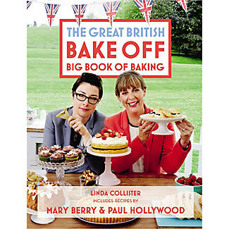 Great British Bake Off: Big Book Of Baking alt image 1