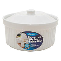 Gourmet Kitchen Casserole with Lid