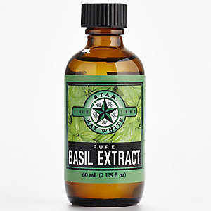 Star Kay White Food Flavour Extract - 60ml Basil