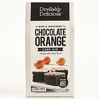 Devilishly Delicious Chocolate Orange Cake Mix