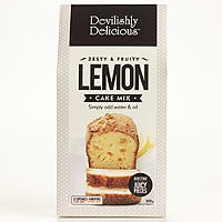 Devilishly Delicious Lemon Cake Mix