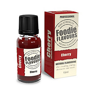 Natural Cake & Icing Flavour - 15ml Cherry