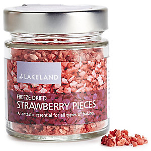 Cake Decorating Sprinkles - 12g Freeze Dried Strawberry Pieces