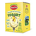 EasiYo Pineapple With Coconut Bits Yogurt Sachet Mix (4 x 240g)