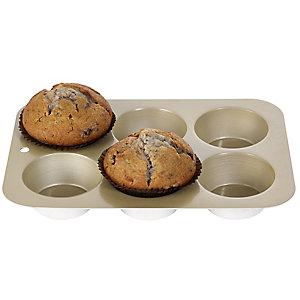 Nordic Ware Kompakte Back- Und Bratformen - 6er-Muffinform
