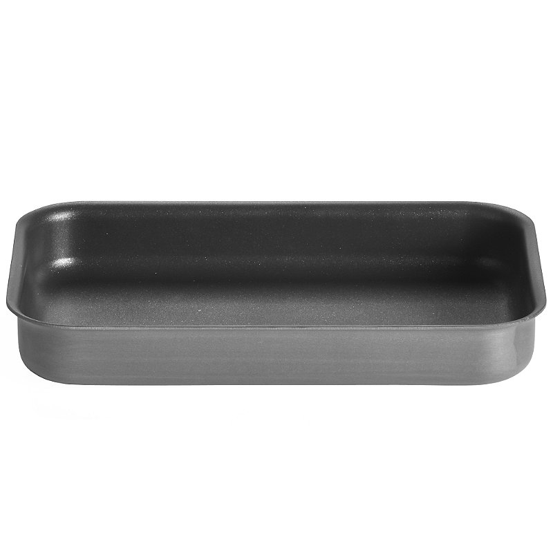 Hard Anodised Small Roasting Tin 27 x 16cm