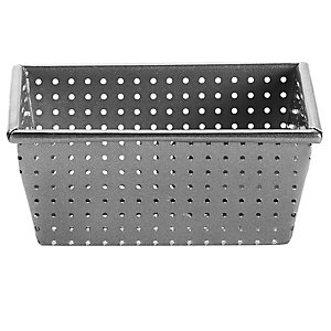 Perfobake Perforated 1lb Loaf Tin