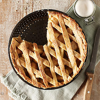 Perfobake 23cm Perforated Round Pie Tin alt image 3