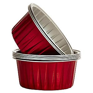 12 Aluminium Baking Cups