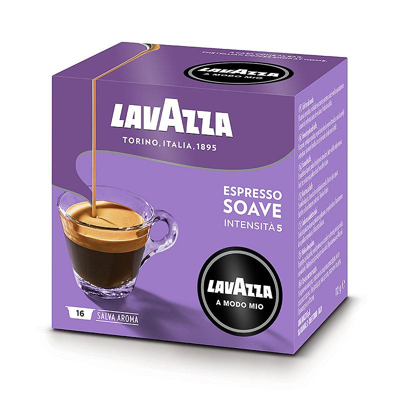 Lavazza A Modo Mio Coffee Capsules - 16