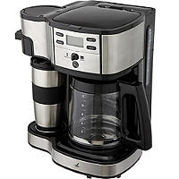 Switch 12 Cup Filter Coffee Machine