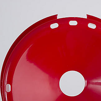 Microwave Cookware - Red No Boil Over Milk Jug alt image 2