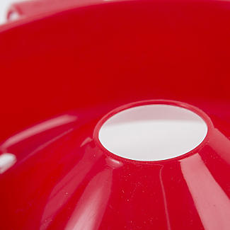 Microwave Cookware - Red No Boil Over Milk Jug alt image 3