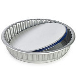 Lakeland PushPan® Loose Based 20cm Fluted Flan Tin