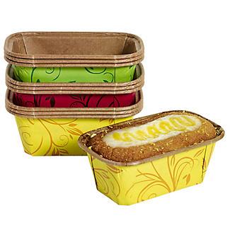 12 Individual Loaf Moulds alt image 2