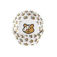 50 Classic Pudsey Cupcake Cases