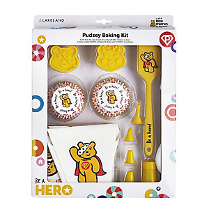 Pudsey 'Be A Hero' Baking Kit