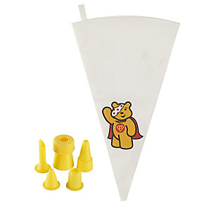 Pudsey Icing Set