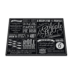 Typhoon Chalk Board Rectangular Work Surface Protector