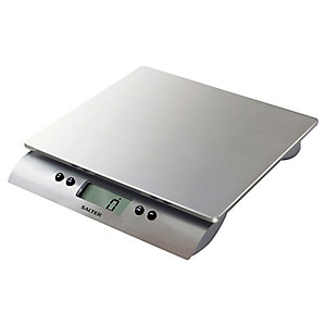 Salter Aquatronic 10kg Flat Digital Kitchen Weighing Scales