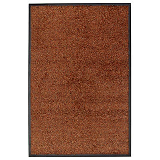 Brown Microfibre Mat