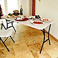 Trestle Table, Foldaway, (5ft)