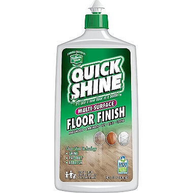 Quick Shine® Floor Finish in floor and carpet cleaners at Lakeland