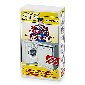 HG Service Engineer Dishwasher & Washing Machine Cleaner