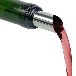 Drop Stop® 3 Red Wine Bottle Non Drip Pouring Spouts alt image 1