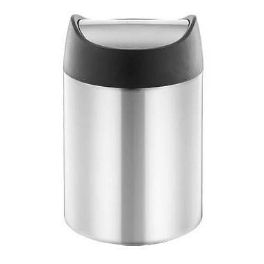 simplehuman Swing Lid Tabletop Kitchen Waste Bin - 1.5L