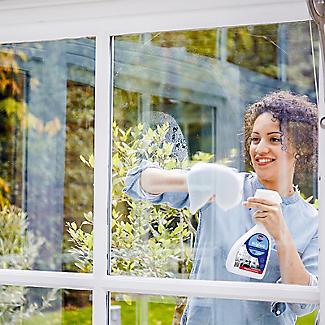 Nilglass Window & Mirror Cleaner Spray 500ml alt image 2